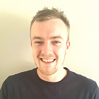 Our Junior Drupal Website Developer Ryan Wyeth