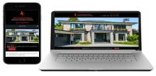 Mobile responsive site John Campbell Estates