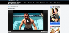 Screenshot of videos on Body Possible Fitness