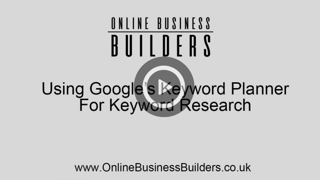 Drupal SEO (1/3): How to do Keyword Research video