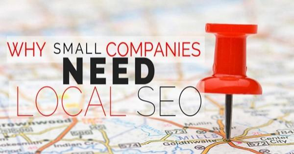 Rank for different areas using Local Search Engine Optimisation